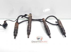 Injector cu fir 028130201S Audi A3 (8L1) [Fabr 1996-2003] 1.9tdi, AHF (id:411793)