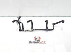 Rampa retur injector, Renault Megane 3 [Fabr 2008-2015] 1.5 DCI, K9K770, 166711735R (id:413224)