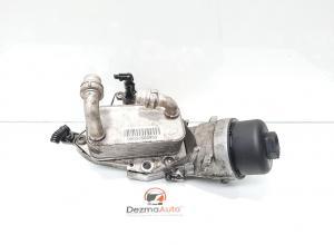 Carcasa filtru ulei cu racitor, Opel Insignia A [Fabr 2008-2016] 2.0 cdti, A20DTH, GM55565958 (id:413862)
