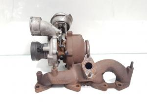 Turbosuflanta, VW Touran (1T1, 1T2) [Fabr 2003-2010] 2.0 TDI, BKD, 03G253010J (id:411815)