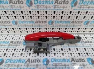 Maner usa stanga spate 9680658680, Peugeot 207 SW, 2007-2012 (id:171229)