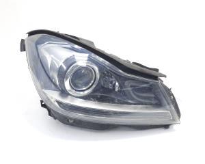Far dreapta cu led, lupa si xenon, cod A2048203639, Mercedes Clasa C T-Model (S204) volan pe stanga (id:468772)