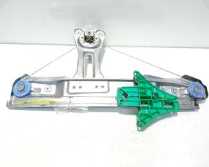 Macara manuala dreapta spate, cod GM13260132, Opel Astra J Combi (id:468723)