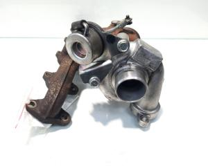 Turbosuflanta, cod 9685293080, Ford Focus 2 Combi (DA) 1.6 TDCI, HHDA (id:468988)
