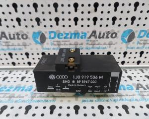 Releu electroventilator 1J0919506M, Seat Ibiza 5 ST (6J) 1.4B