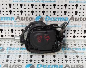 Centura stanga spate cu capsa 3U5857447, Skoda Superb (3U4) 2002-2008 (180812)