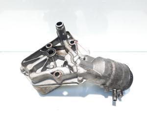 Carcasa filtru ulei si racitor ulei, cod GM55199627, Opel Zafira B (A05) 1.9 cdti, Z19DT (id:474811)
