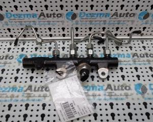 Rampa injectoare 8201225030, Nissan Qashqai / Qashqai +2, 1.5dci, K9K A636, (id:181645)