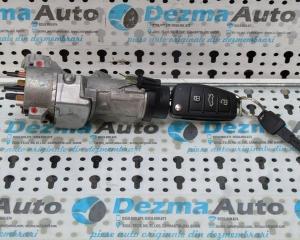 Contact cu cheie 4B0905851N, Audi A4 Avant 2.0tdi, (id:182379)