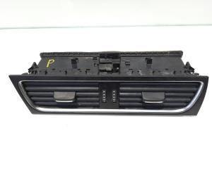 Grila aer bord central, cod 8T1820951B, Audi A4 (8K2, B8) (id:478556)