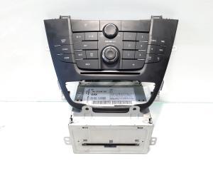 Radio CD cu navigatie si butoane comenzi, cod GM13328735, GM13273256, Opel Insignia A (id:478823)