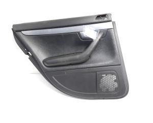 Tapiterie stanga spate, cod 8E0867305, Audi A4 (8EC, B7) (id:479332)