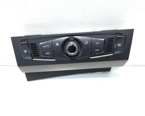 Panou climatronic, cod 8T1820043T, Audi A4 (8K2, B8) (id:465770)