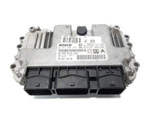 Calculator motor Bosch, cod 9662519580, 0261208965, Peugeot 207, 1.6 B, NFU (id:483240)