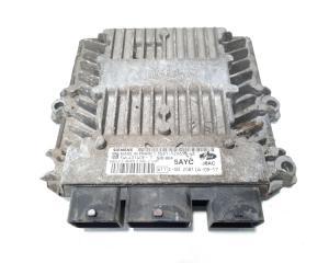 Calculator motor Siemens, cod 3S61-12A650-LC, Ford Fiesta 6, 1.4 tdci, F6JA (id:483283)