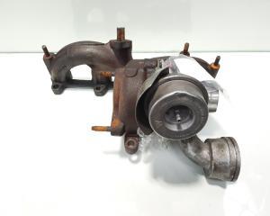 Turbosuflanta, cod 038253014R, Seat Alhambra (7V8, 7V9) 1.9 TDI, AUY (id:459468)