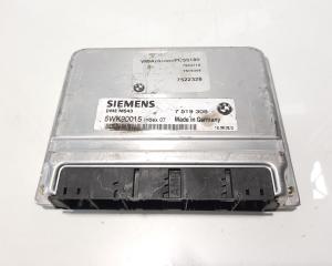 Calculator motor, cod 7519308, Bmw X5 (E53) 3.0 B, 306S3 (id:483370)