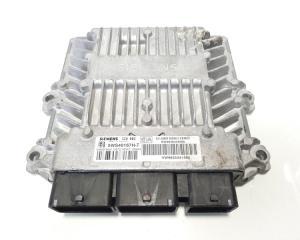 Calculator motor Siemens, cod 9658345080, 9655041480 Peugeot 407, 2.0 hdi, RHR (id:483476)