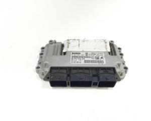 Calculator motor, cod 9664285080, 0261201609, Peugeot 206, 1.6 B, NFU (id:483731)