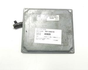 Calculator motor, cod 7M51-12A650-KB, Ford Focus 2 (DA) 1.6 B, HWDA (id:483620)
