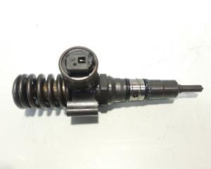 Injector, COD 03G130073G+,BTC, 0414720404, Audi A4 (8EC, B7) 2.0 tdi, BRE (id:488356)
