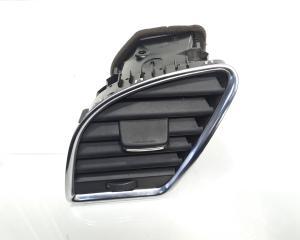 Grila aer bord stanga, cod 8K1820901G, Audi A4 (8K2, B8) (id:488488)