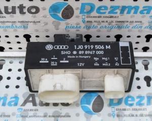 Releu electroventilator, 1J0919506M, Skoda Fabia, 1.2B (id:184976)