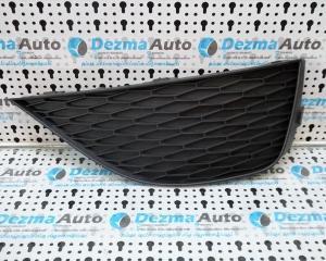 Grila bara fata dreapta 6J0853666, Seat Ibiza 5 (6J5) (id:185099)
