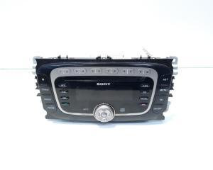 Radio CD, cod 7S7T-18C939-AF, Ford S-Max 1 (id:495357)
