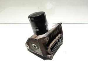 Suport filtru ulei, cod 4M5Q-6B624-B, Ford Mondeo 4, 1.8 TDCI, QYBA (id:497302)