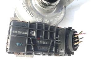 Actuator turbosuflanta, Ford Mondeo 4, 1.8 TDCI, QYBA (id:497884)