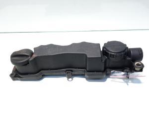 Capac culbutori, cod 9651815680A, Peugeot 307 SW, 1.6 HDI, 9HZ (id:498064)