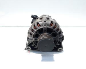 Alternator Valeo, 90A, cod 9665580680, Peugeot 307, 1.6 HDI, 9HX (id:498169)