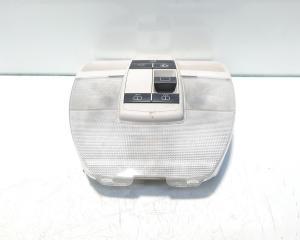 Lampa plafon cu buton trapa, cod A1698208001, Mercedes Clasa A (W169) (id:498245)