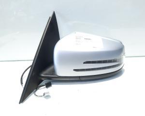 Oglinda electrica stanga fata cu semnalizare led, Mercedes Clasa C (W204) vol pe stg (id:498685)