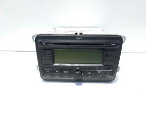 Radio CD, cod 5J0035161, Skoda Roomster (5J) (id:498517)