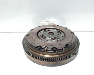 Volanta masa simpla cu placa presiune, cod 027105273D, Vw Golf 4 (1J1) 1.6 16v benz, AUS, 5 vit man (id:499021)