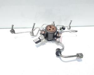 Rampa injectoare, cod 4M5Q-9D280-DB, Ford Mondeo 4 Turnier, 1.8 TDCI, QYBA (id:497951)