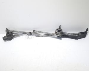 Ansamblu stergatoare fata, cod 6R1955023C, Vw Polo (6R) (id:498830)