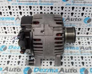 Alternator cod 9646321780, Peugeot 407 SW (6E) 1.6HDI, 9H01, 9HZ