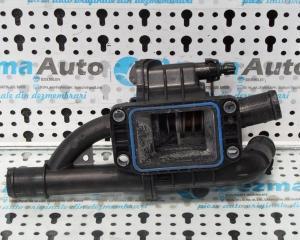 Corp termostat 9670253780, Peugeot 407 SW (6E) 1.6HDI, 9H01, 9HZ