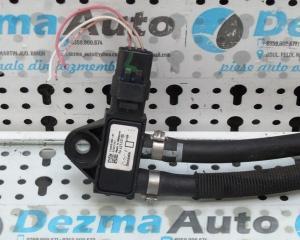 Senzor presiune map 9662143180, Peugeot 407 (6D) 1.6HDI, 9H01, 9HZ