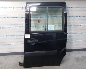 Usa culisanta stanga spate, Fiat Doblo Cargo (223) 2001-2010 (id:187214)