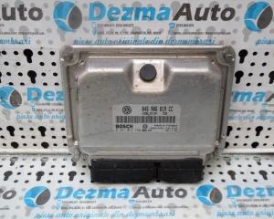 Calculator motor, 045906019CC, 0281012750, Skoda Roomster (5J) 1.4tdi (id.188552)