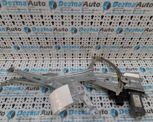 Macara cu motoras dreapta fata, GM13132435, Opel Zafira (A05) 2005-2013 (id.189038)