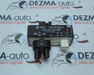 Releu electroventilator, 1J0919506M, Skoda Fabia 1 (6Y2) 1.2Benzina (id:168066)