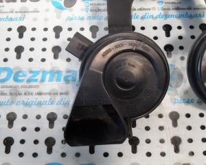 Claxon 4F0951223, Audi A6 Avant (4F5, C6) 2005-2011 (id:191526)