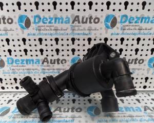 Cod oem: 03L121111AD corp termostat Audi A4 (8K, B8) 2.0tdi, CAHB