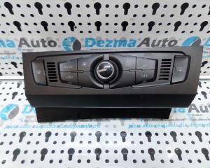 Cod oem: 8T1820043AG, panou comanda climatronic Audi A4 (8K) 2.0tdi, CAH, CAG