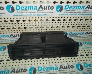 Grila aer bord central, 8E0820951H, Audi A4 8EC